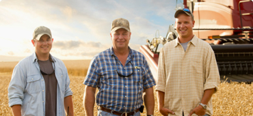 farmers and defined benefit plan