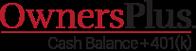 OwnersPlus Cash Balance Plan logo