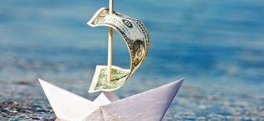 money bill sailboat