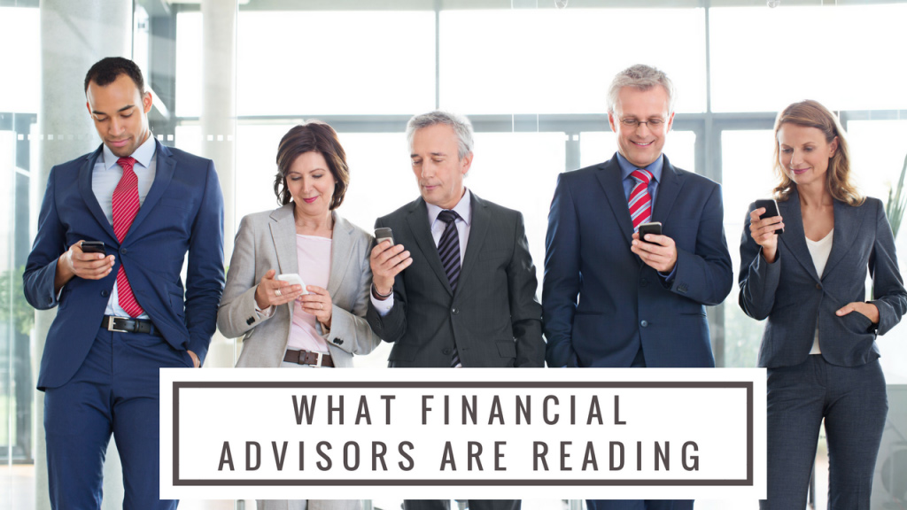 news round up financial news for advisors