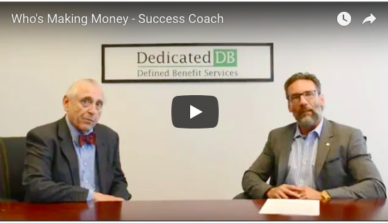 Who's Making Money: Success coach