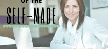 Businesswoman and Secrets of the Self-made title