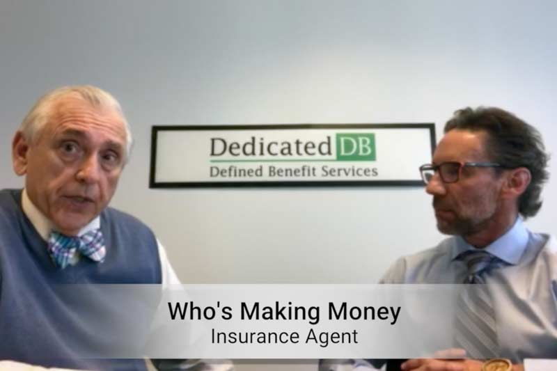 Defined Benefit Clients making money